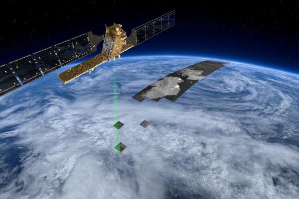 Európska družica Sentinel1