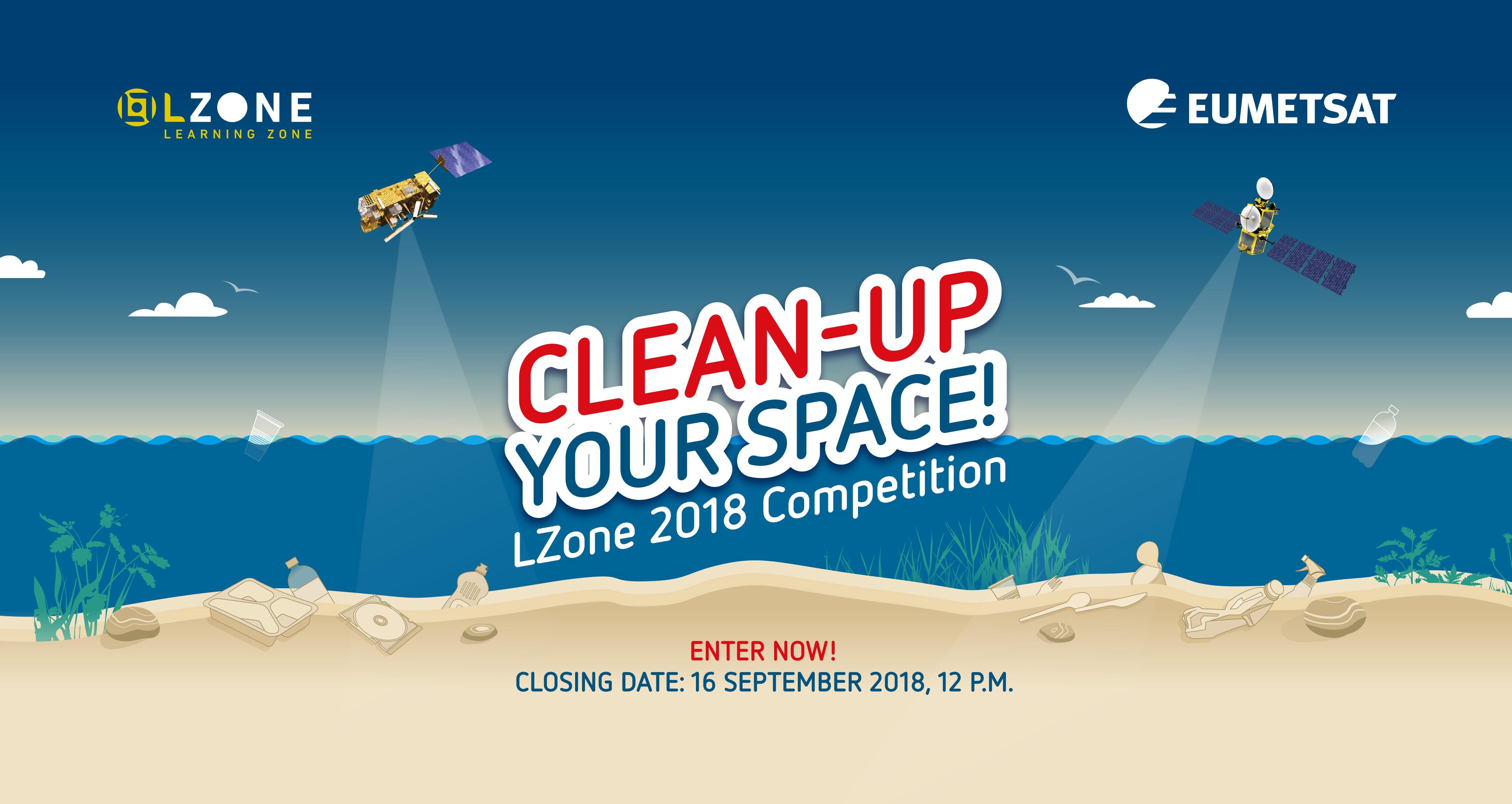 Pomôžte svojmu okoliu a vyhrajte hodnotné ceny v súťaži EUMETSAT