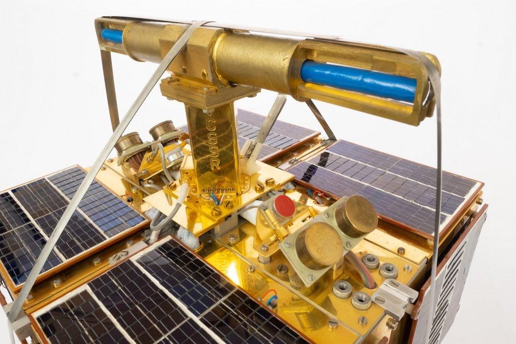 Pripomíname si 40. výročie prvého československého satelitu Magion 1