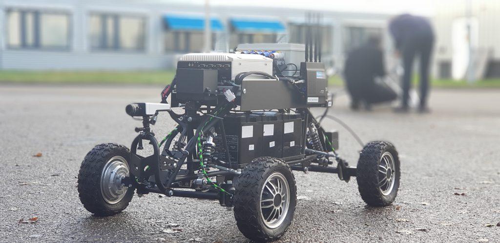 Slovenský rover podstúpil testy vEurópskej vesmírnej agentúre