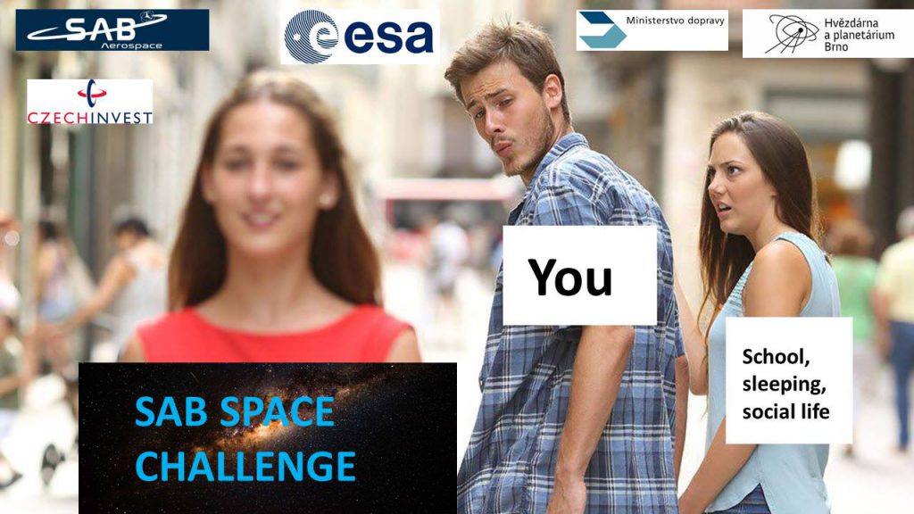 Zapojte sa do výzvy SAB SPACE CHALLENGE