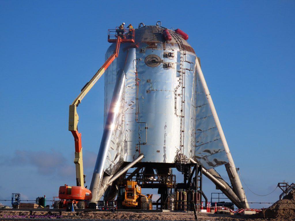 Starhopper od SpaceX si v polovici júna opäť poskočí!