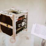 Inžiniersky model prvej slovenskej družice skCUBE