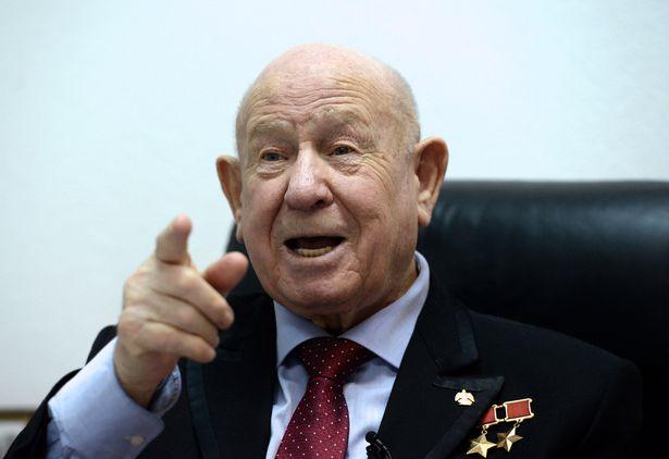 Zomrel Alexej Leonov