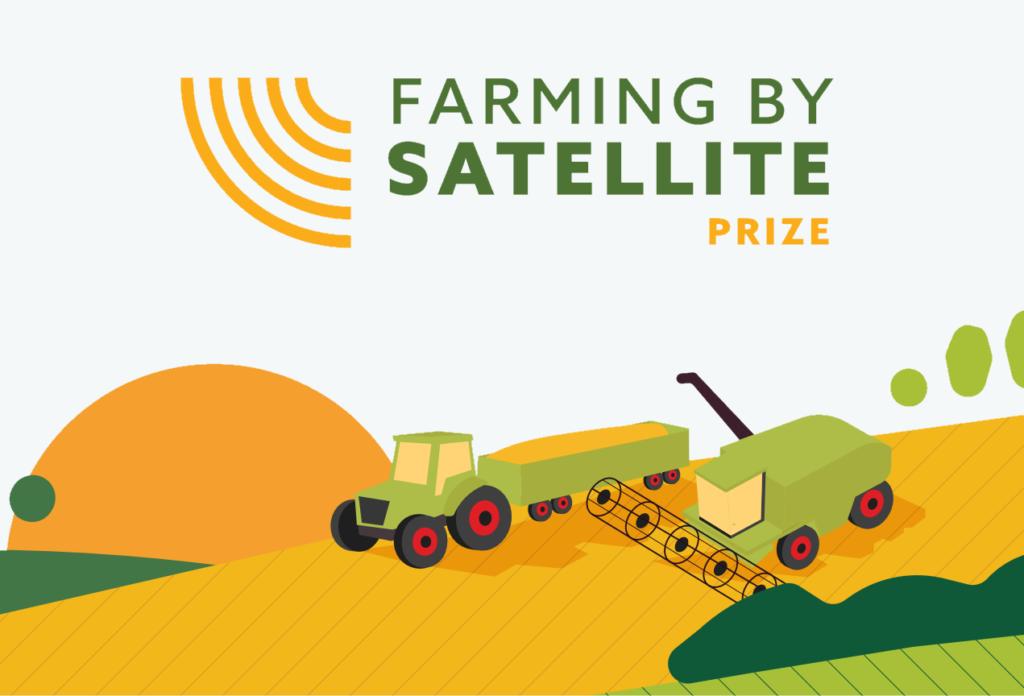 Európska súťaž pre mladých inovátorov a farmárov Farming by Satellite Prize 2020