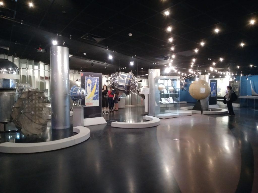Múzeum kozmonautiky