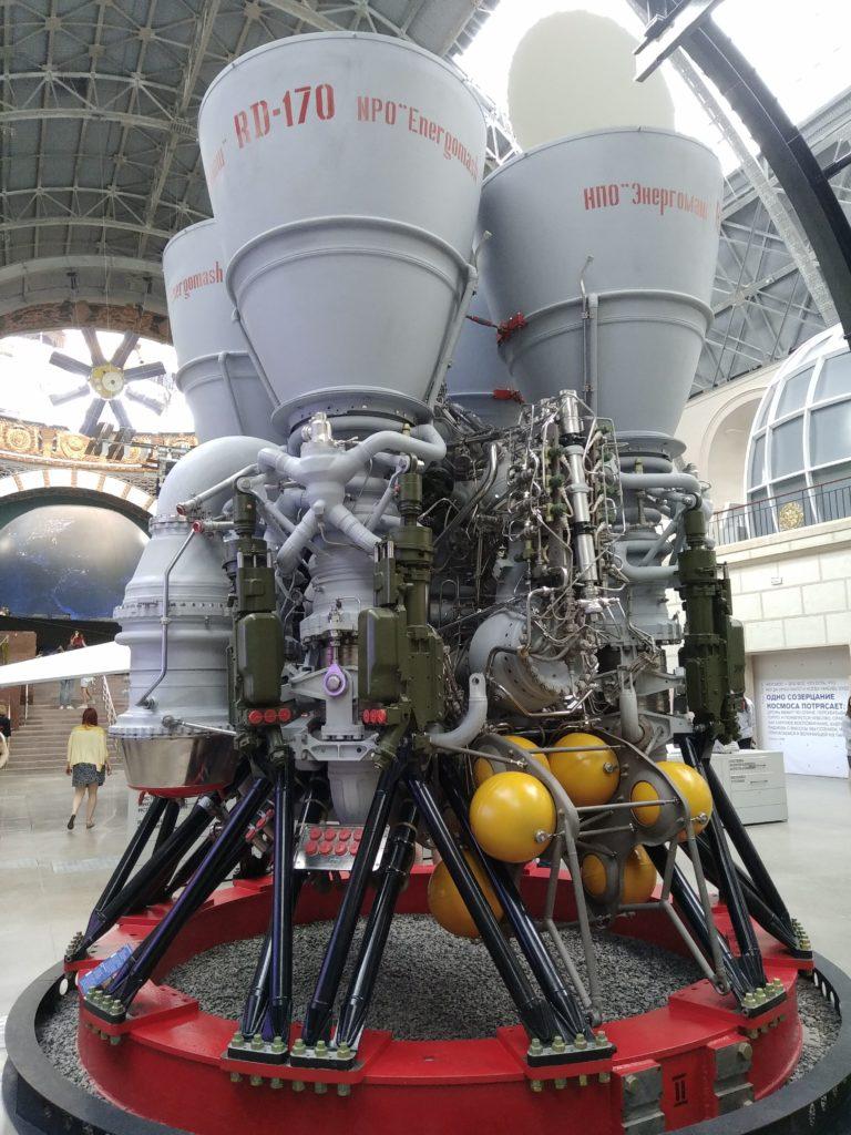 Raketový motor RD-170