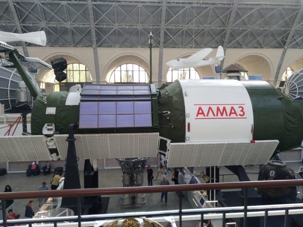 Vesmírna stanica Almaz