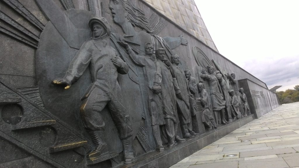 Pomnik dobyvatelov vesmiru
