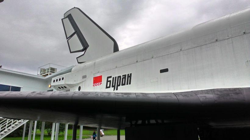 Buran raketoplán
