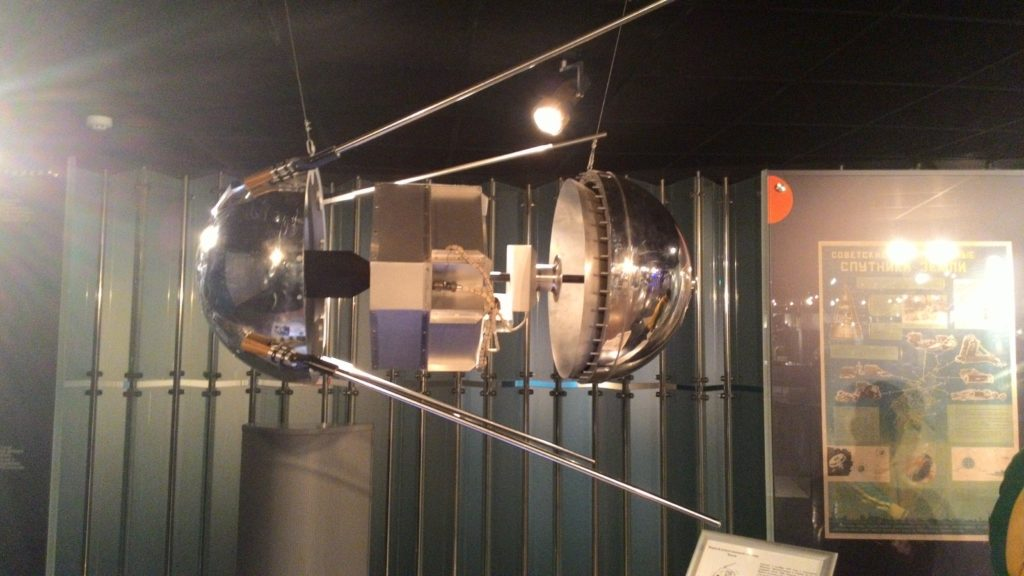 Sputnik detail