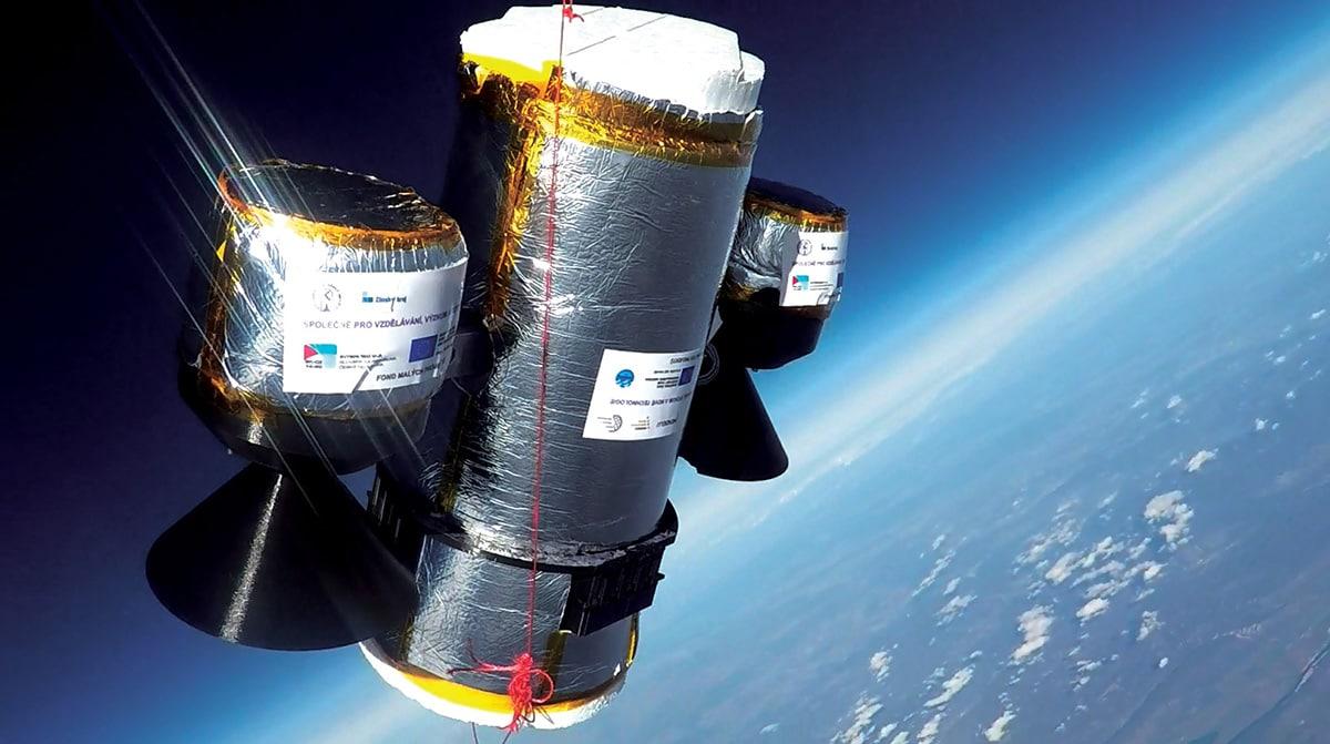 stratosfericky balon
